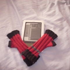 Knitted Star Trek stuff!