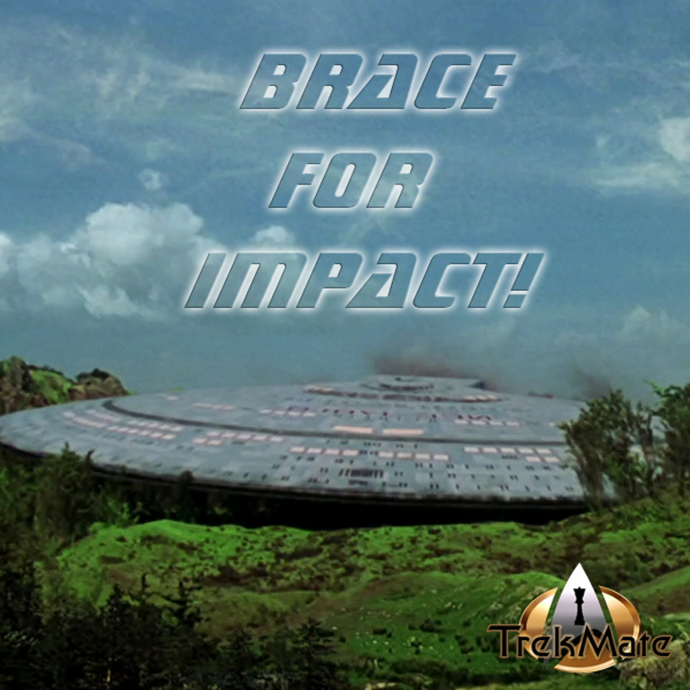 Trek Mate Brace For Impact!
