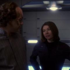Previously in the Alpha Quadrant: Episode 13 Star Trek Enterprise Dear Doctor