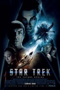 star trek movie poster 2009