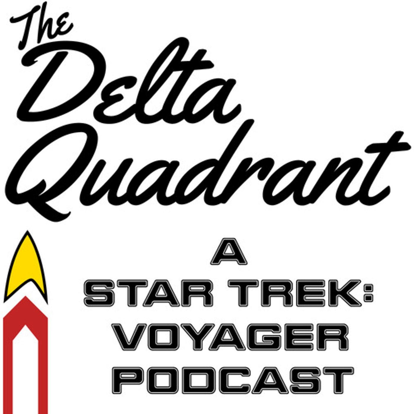 Trek Mate The Delta Quadrant