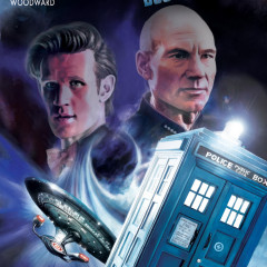 Steven Moffat: A Doctor Who Star Trek crossover? I'd do it in a shot!