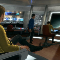 Star Trek The Video Game Out Now In The US