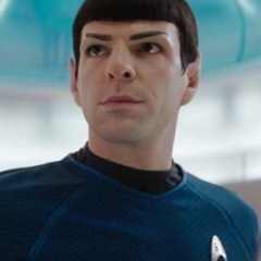 Is this the last appearance for Zachary Quinto as Spock?