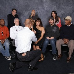 Star Trek fan proposes in front of Next Generation cast