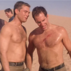 Previously in the Alpha Quadrant: Episode 24 Star Trek Enterprise Desert Crossing