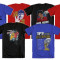 A selection of Star Trek tees