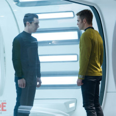 New plot details about Star Trek Into Darkness (Contains Spoilers)