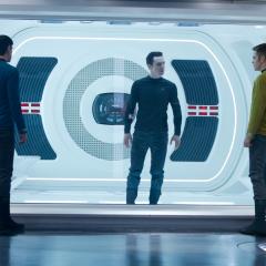 Star Trek Into Darkness UK Release Brought Forward