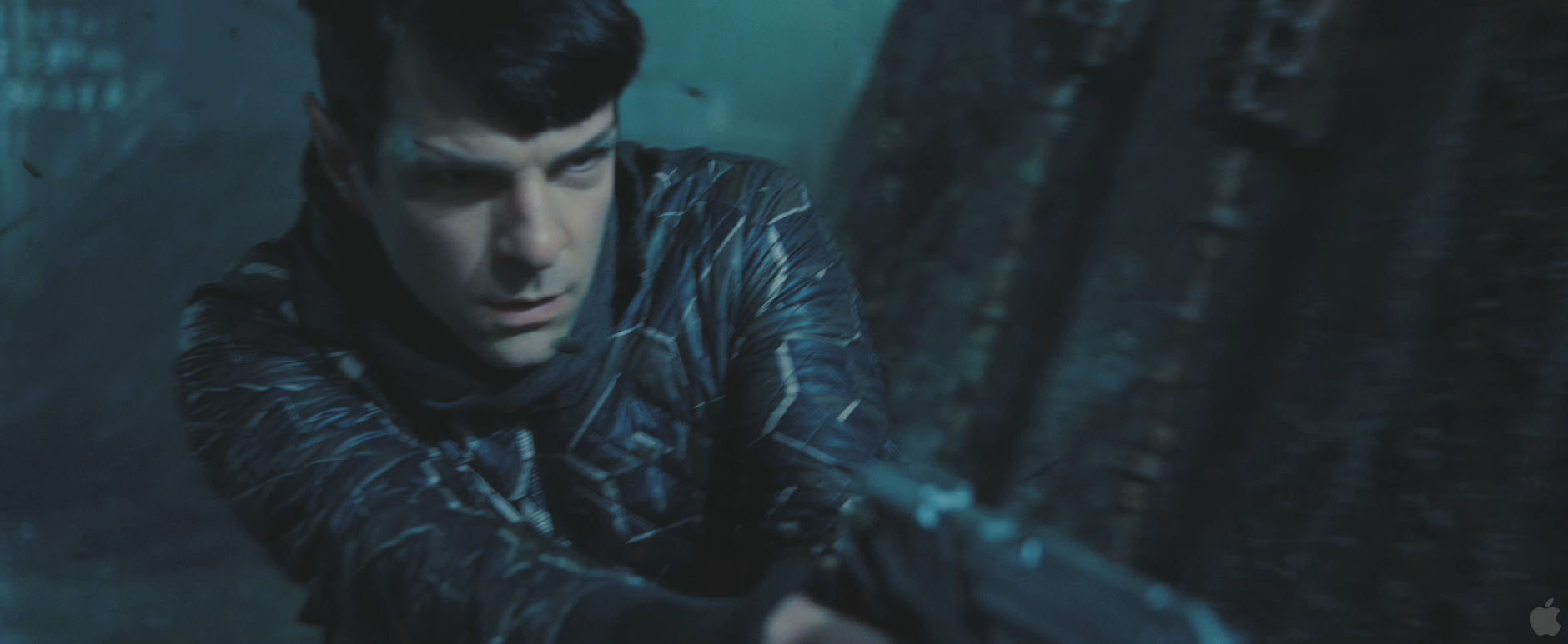 Zachary Quinto: Star Trek Into Darkness more physical for ...