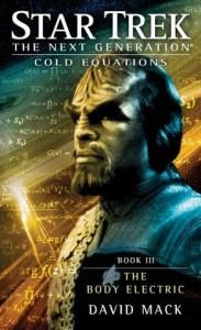 Star Trek TNG Cold Equations Book 3