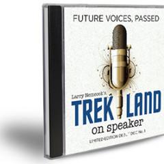 Larry Nemecek's TREKLAND: On Speaker