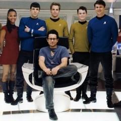 J.J. Abrams on Not Directing Star Trek 3
