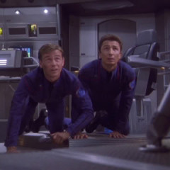 Previously in the Alpha Quadrant: Episode 32 Star Trek Enterprise: Dead Stop