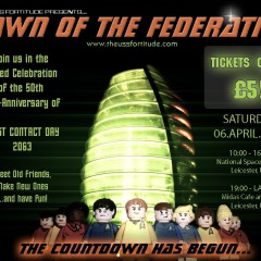 The USS Fortitude Presents – Dawn of the Federation