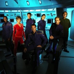 Enterprise – A crew that changed history by Abbie Martin-Jones
