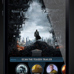 Star Trek Into Darkness app now available