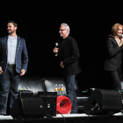 Star Trek TNG EXPOsed 25th Anniversary Full Cast Reunion!
