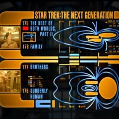 The Lou Trek Show: Best of: We go back to our time travel episode to TNG Series Premier. Podcast #172