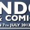 London Film and Comic Con 2013