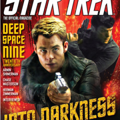 First look at Star Trek Magazine US Issue #43/ UK Issue #170