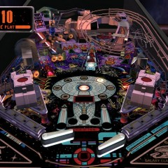 The Pinball Arcade: Star Trek: The Next Generation On PlayStation