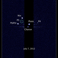 Pluto moon could be named after Star Trek planet