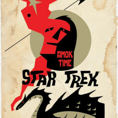 TOS Retro Art Prints Now Available