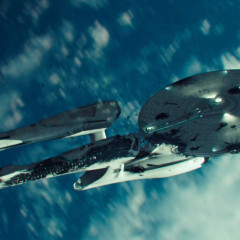 Star Trek Into Darkness – Screen Images From The Super Bowl Trailer