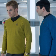 New! Star Trek Into Darkness Final Trailer