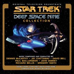 Star Trek Deep Space Nine 4CD Soundtrack Collection – Track Listing