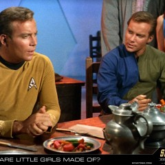 Star Trek: The Original Series Part 5: Sugar, spice, and not everything's nice by Rick Austin