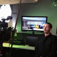 Star Trek: Interview With Brian Miller (Video)
