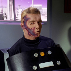 Star Trek:TOS Part 7:The old captain, the king's conscience, and how to beat the deadlines by Rick Austin