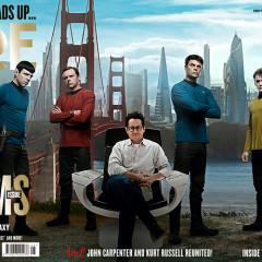 Empire's New Star Trek Cover Has Arrived