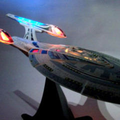 "Star Trek Electronic Enterprise E ""Nemesis"" Edition"