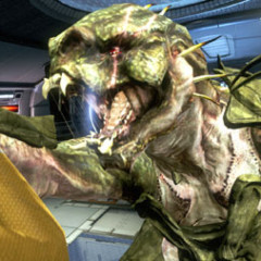 Gorn Characters In The New Star Trek Game