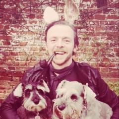 Join Simon Pegg's #Twittermillion Team