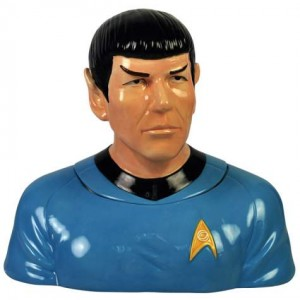 Spock Cookie