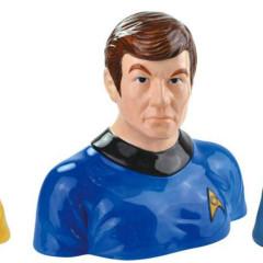 Star Trek Cookie Jars