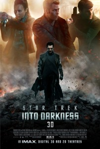 Star Trek Into Darkness Poster 2
