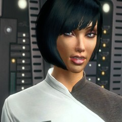 Two New Characters In The New Star Trek Game