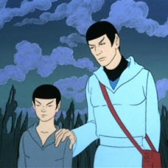 """My thoughts on The Animated Series – Yesteryear & """"One of our Planets are missing"""" by Gail Gerard"""