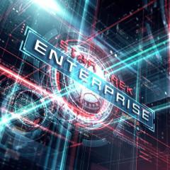Star Trek Enterprise S1 Blu-Ray Packaging & Menus