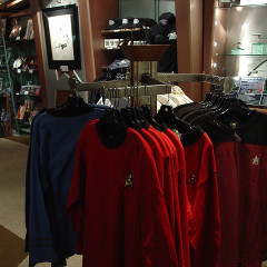 Are Trekkies gullible cash cows? by Lee Hutchison