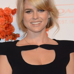 Alice Eve: 'I Fell On My Bum And Zachary Quinto Was Mean'