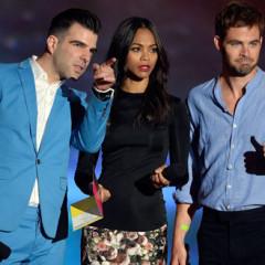 Star Trek At The MTV Movie Awards 2013