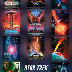 Star Trek Posters Available In The UK