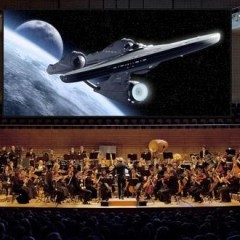 Star Trek – Live to Projection