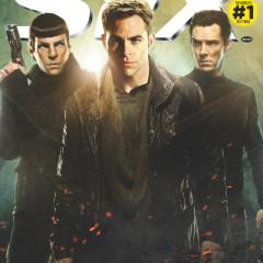 New! Star Trek Into Darkness Cover On The June Issue Of SFX Magazine